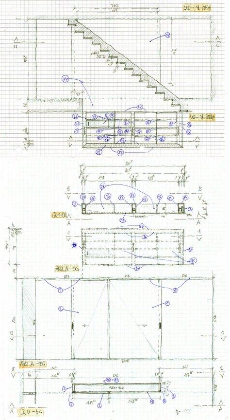 Tischlerausschreibung Fam. Kos - Anhang Plan