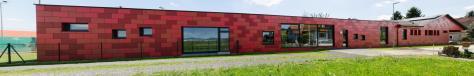 Zettling-41 Kindergarten - red - Arch Kos - Foto (c) Philipp Klein